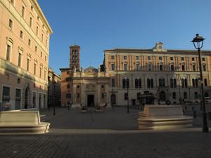 La piazza rinnovata