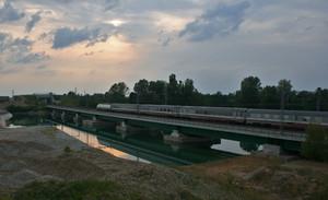 nuovo ponte ad Albignano…