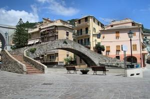 Il ponte Romano di Bogliasco
