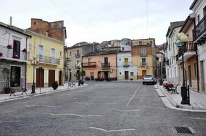 Piazza Antonio Bilancia