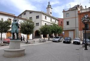 Piazza Municipio, nel cuore sanbartolomeano