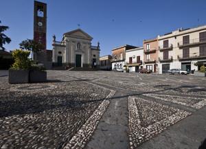 Piazza Roma.