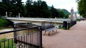 Ponte della Vittoria.