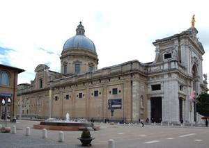 Piazza Garibaldi a S.Maria degli Angeli