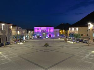 Notturno in piazza