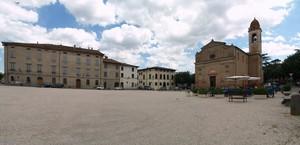Piazza Garibaldi ex Piazza d'armi