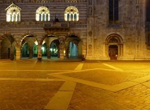 Il portico di piazza del Duomo!