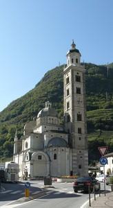 Tirano Piazza della Basilica