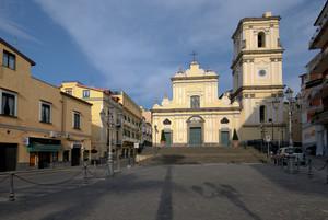 Sant'Agnello, l'omonima Piazza