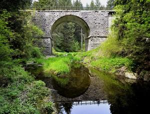Ancora il ponte sul  Ghelpach