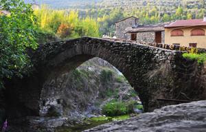 Ponte medioevale di Vessalico
