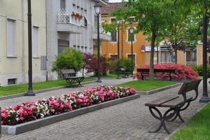 Piazza della Libertà.