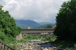Ponti sul torrente Tesso