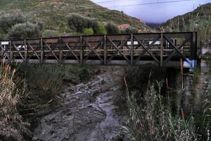 Parghelia – Ponte in ferro