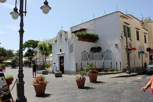 Ischia piazza Caduti