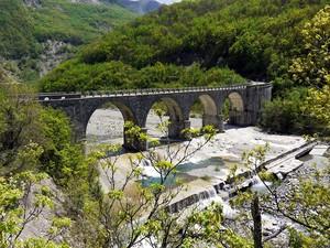 ponte Bocche Borbera……