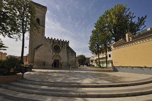 Piazza Giovanni XXIII (Sestu)