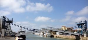 Il ponte sul tevere