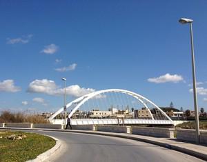 il ponte di Mazara