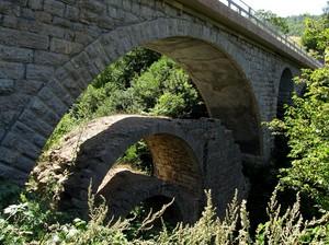 ''il terzo ponte sta resistendo'' - Cavedago