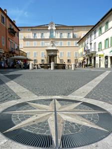Il palazzo Pontificio