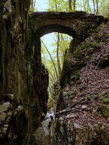 Ponticello romano su Rio Madonetta