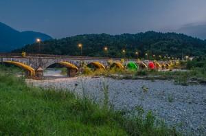 il ponte di casa..mia !