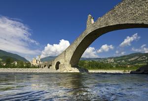 Bobbio e il suo ponte romanico