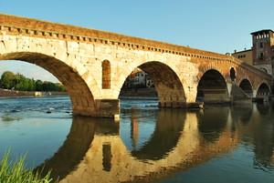 L'antico Ponte Romano