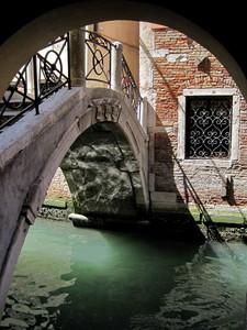 altra prospettiva del ponte delle Colonne