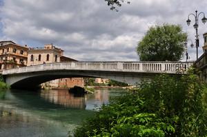 Rieti's bridge