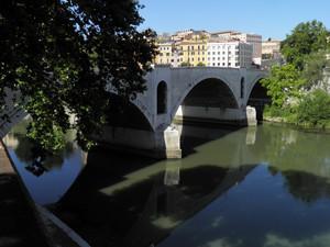 Roma – Ponte Principe Amedeo