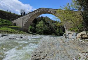 Nella valle del Santerno