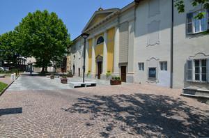 Piazza della Chiesa San Leonardo