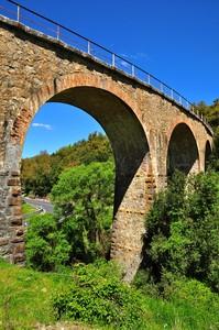 Ponte sul rio Bau Desulo