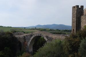 Il ponte medievale dell'Abbadia di Vulci