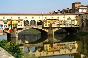 il più famoso ponte fiorentino