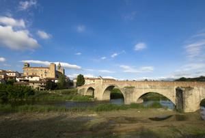 Ponte medioevale, lato nord