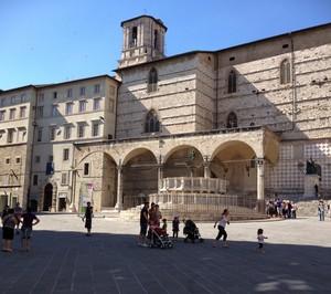 Il cuore della bella Perugia