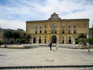 Matera piazza Vittorio Veneto 2.