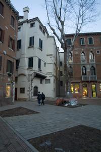 Venezia: Campiello degli Squellini