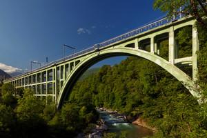 Il ponte verde