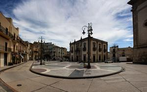 Palazzo municipale e Piazza della Repubblica