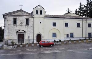 Largo San Domenico, con relativa chiesa e convento