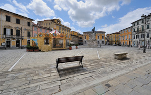 Una piazza per grandi e piccini
