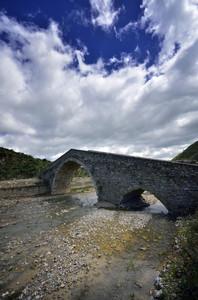 antico ponte di origine romana