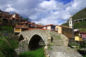 il ponte di San Lazzaro…..