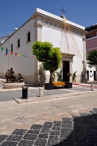 Larghetto e Chiesa del Carmine