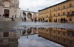 Siena – Piazza Duomo