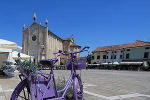 La Piazza , il Duomo , la lavanda …….